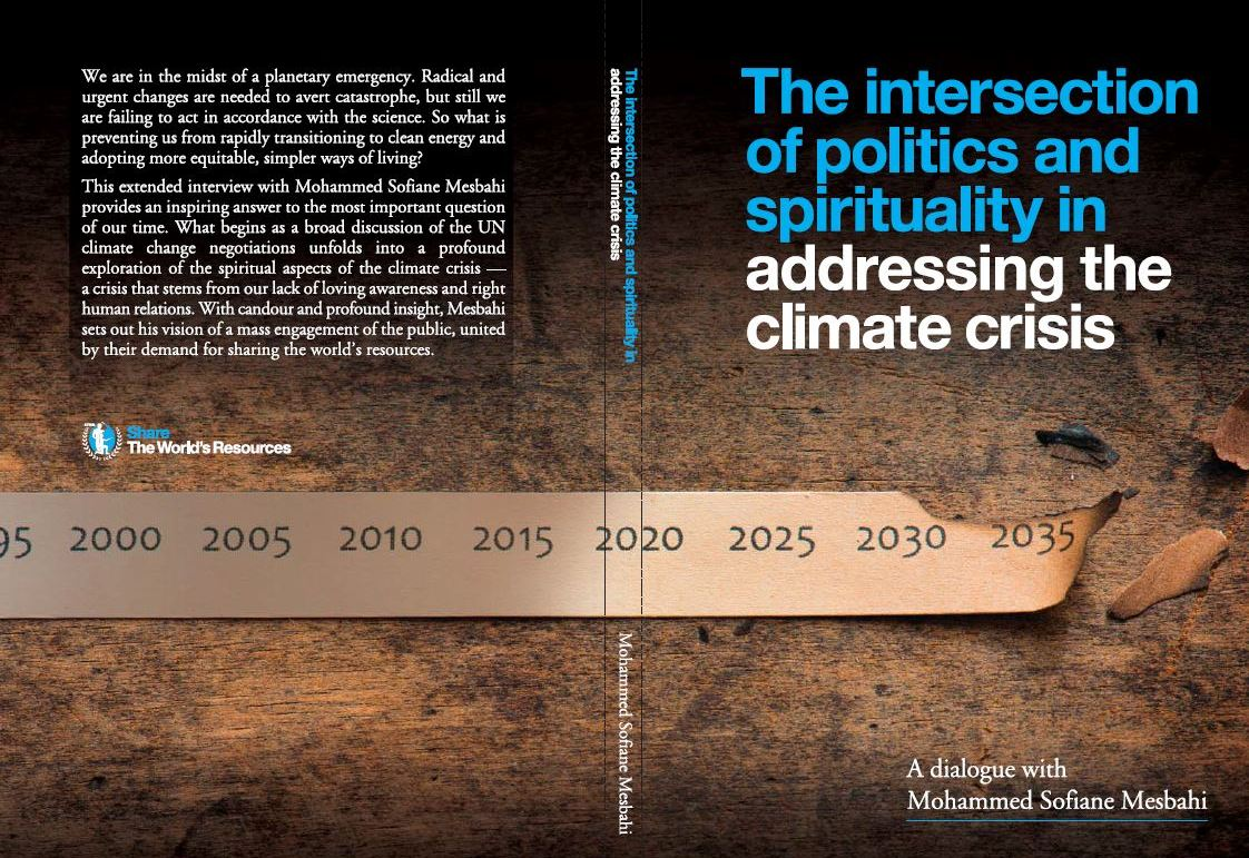 'The intersection of politics and spirituality in addressing the climate crisis'
