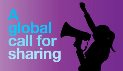 Sign the global call for sharing