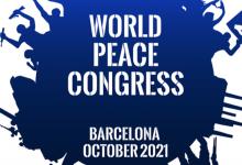 World Peace Congress, Barcelona, October 2021
