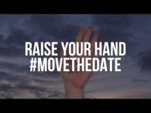 #MoveTheDate and declare your love for the planet!